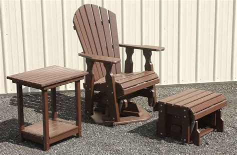 Amish Outdoor Patio Furniture Amish Made Outdoor Furniture