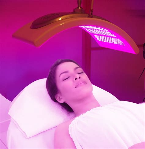 skin care light therapy skinstation red light therapy led vs ipl