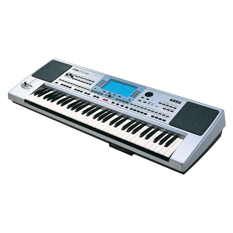 Keyboard Korg Pa50 Baru disc korg pa50sd professional arranger keyboard at gear4music