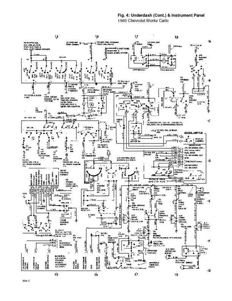 85 monte carlo ss wiring diagram get free image about