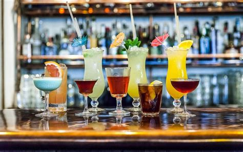 top 5 bar drinks the best rum bars in london