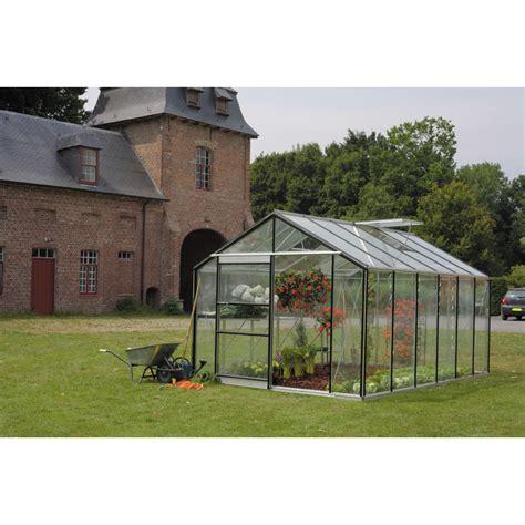 eclairage serre horticole serre royal en verre horticole 4 mm avec embase acd 7 m 178