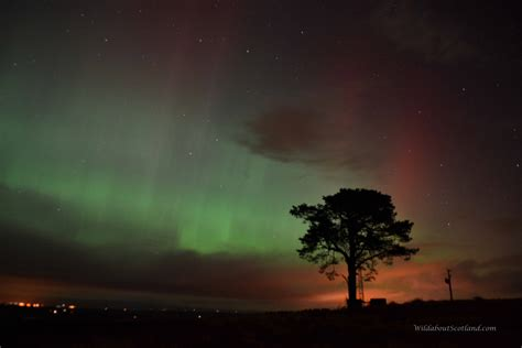best lights in top 10 places to see the northern lights in scotland