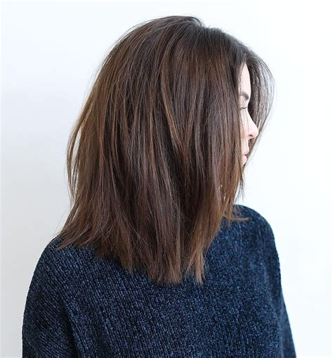 Mid Length Hairstyles For by Awesome 55 Stylish Hairstyle Ideas For Mid Length Hair And