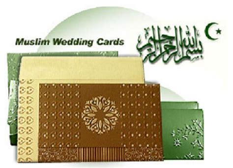 muslim wedding card in muslim wedding ceremony and traditions easyday