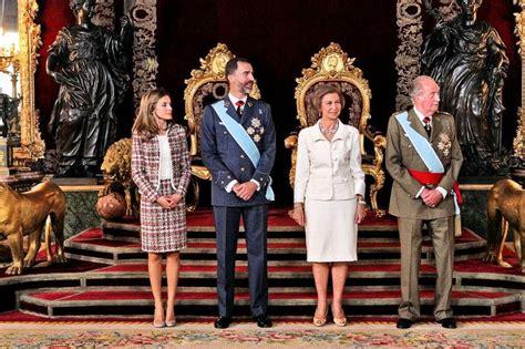 royal family spanish royals the spanish royal family