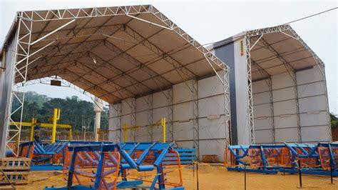 kopron capannoni kopron capannoni coperture baie di carico portoni