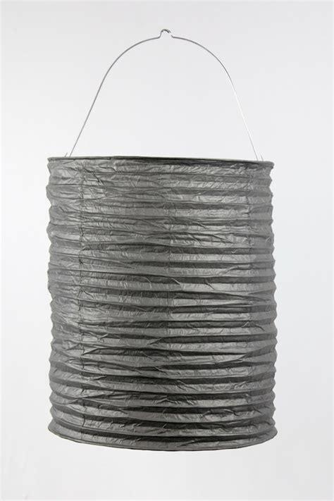 How To Make Cylinder Paper Lanterns - cylinder paper lantern assorted colors 12 diameter