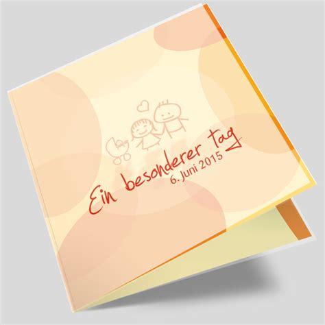 Einladungskarten Hochzeit Orange by Hochzeitseinladung Ein Besonderes Orange