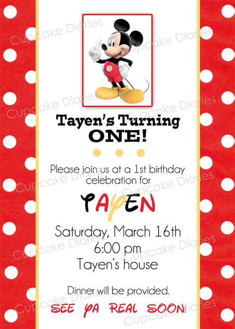baby shower invitation free template tags invi on minnie mouse
