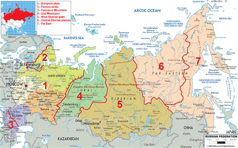 russia maps siberia maps western siberia in russia geology climate hydrography