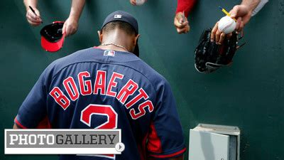 xander bogaerts, mike trout among top 10 mlb players under