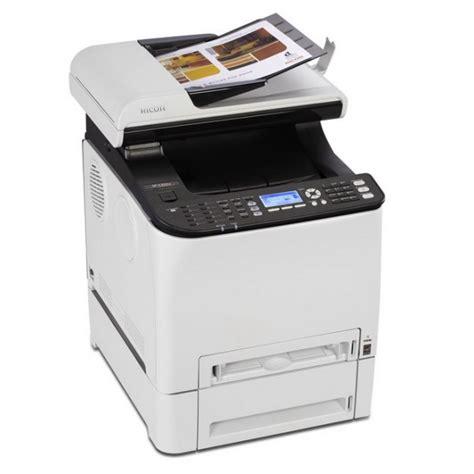 Printer Laser Ricoh ricoh aficio sp c252sf color multifunction laser printer