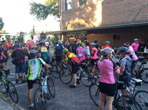 2016 wgww quot think pink quot breast cancer ride winter garden fl 2016 active