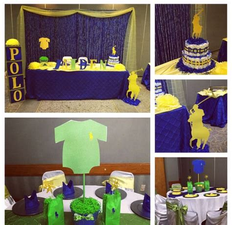 Polo Baby Shower by Best 25 Polo Themed Baby Shower Ideas On Baby