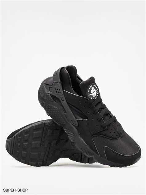 black huarache shoes nike shoes air huarache black black white