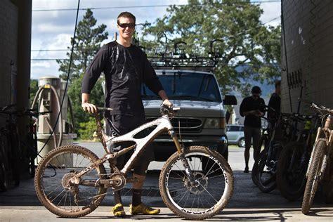 Ibis Background Check Stucki S Ibis Mojo Hd Pro Bike Checks 2013 American Enduro Tour