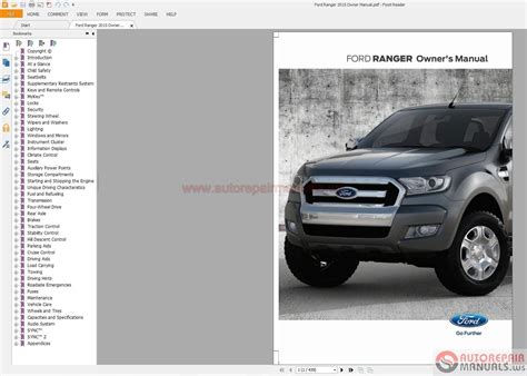 auto repair manual online 1990 ford ranger engine control ford ranger 2015 owner manual auto repair manual forum heavy equipment forums download