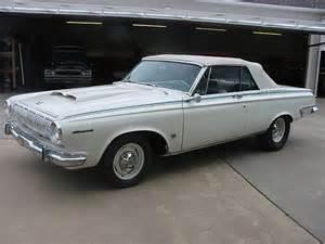 1963 Dodge Polara 500 For Sale 1963 Dodge Polara 500 For Sale South Carolina
