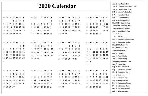printable form  calendar printable
