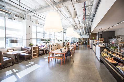 dropbox jobs dublin one of our cafes at hq dropbox office photo glassdoor