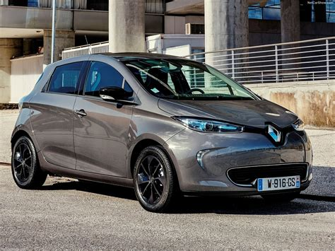 renault zoe 2017 picture 4 of 174