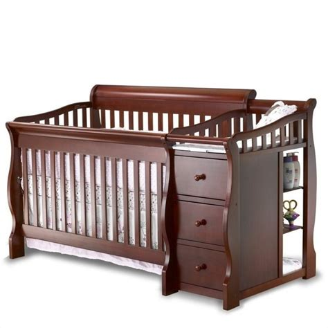 Sorelle Tuscany More 4 In 1 Convertible Crib And Review Best Baby Convertible Cribs
