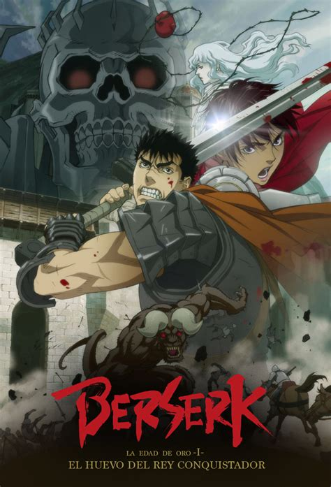 berserk the golden age arc 1 the egg of the king 2012 berserk the golden age arc i the egg of the king