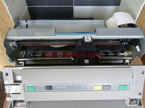 Printer Mesin Antrian printer passbook ibm bagian dalam service printronix