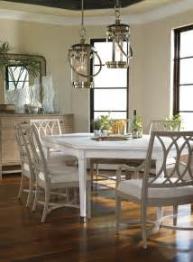 coastal dining room sets coastal living resort dining room traditional dining