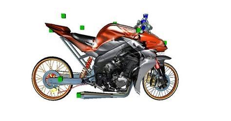 cara membuat game drag racing mod versi motor indonesia motor drag z1000cc gtaind mod gta indonesia