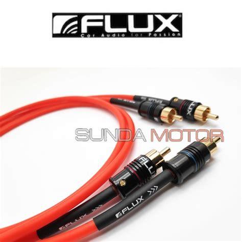 Harga Kabel Rca Flux rca flux fas 23 i 2 5m