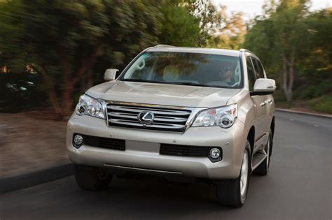 review 2010 lexus gx 460
