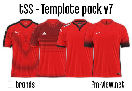 football manager kit templates for photoshop tss templates tss kits fm view forums