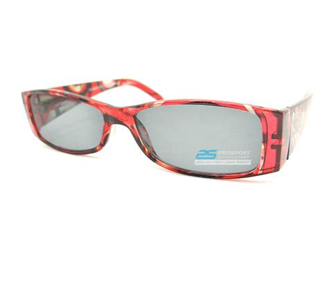 rectangle reading glasses tinted lens sun