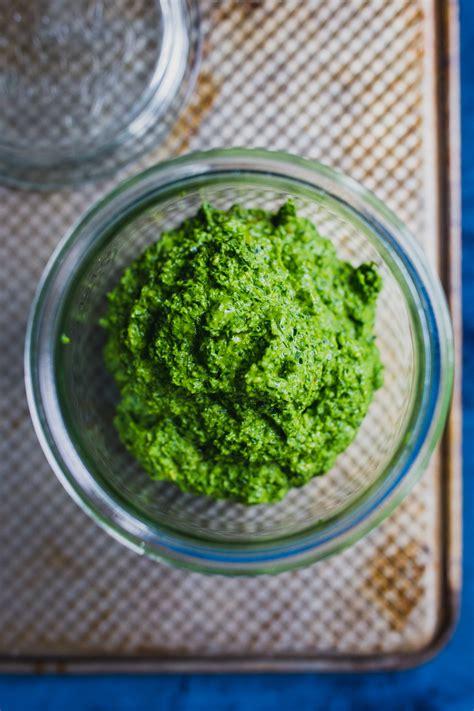 Cilantro Pesto Detox Recipe by Detox Pesto Recipe The Fox She Health Wellness