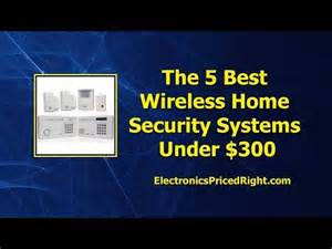best wireless home security system the 5 best wireless home security systems 300