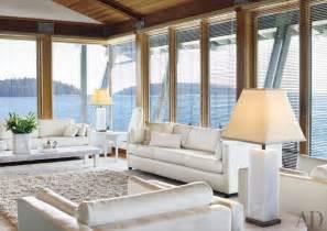 Beach living room by martha sturdy ad designfile home