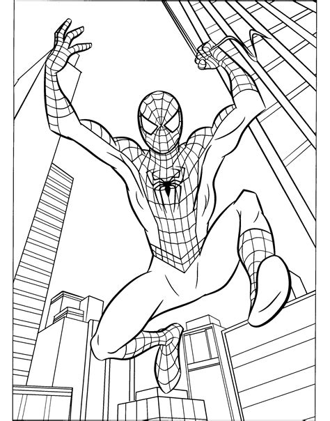 disney coloring pages spiderman spiderman coloring pages dr odd