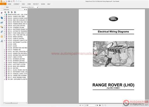 free auto repair manuals 2010 land rover range rover sport seat position control land rover electrical diagrams 1995 2010 free auto repair manuals