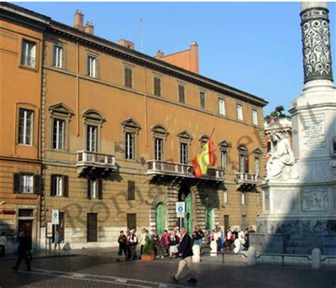 ambasciata di spagna presso la santa sede piazza di spagna romasegreta it