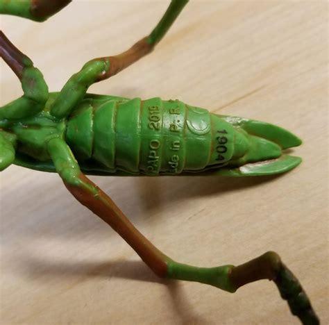 praying mantis wild animals  papo animal toy blog