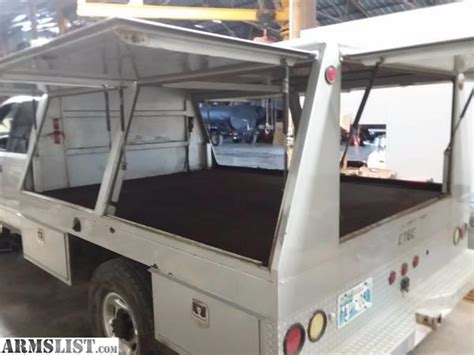 utility truck beds for sale armslist for sale trade enclosed utility bed for srw
