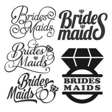 Wedding Font Silhouette by Best 25 Silhouette Cameo Wedding Ideas On