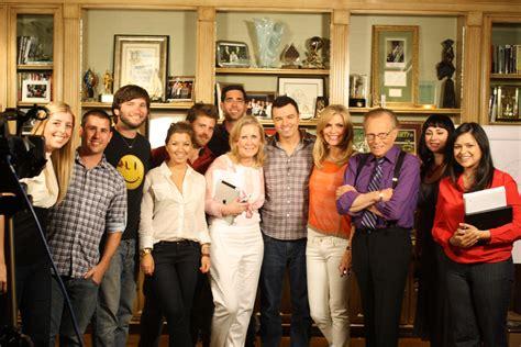 seth macfarlane house larry king now 500th episode a look back to episode 1 with seth macfarlane