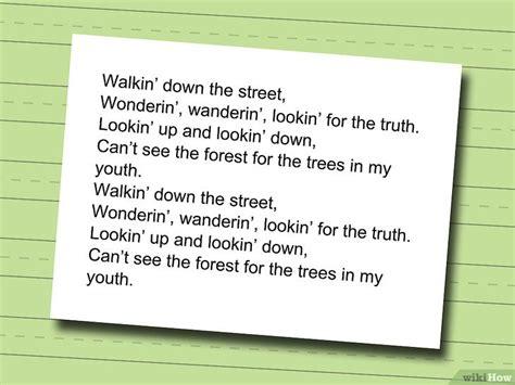 scrivere testi rap come scrivere un rap 13 passaggi illustrato