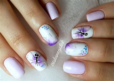 easy nail art butterfly 25 butterfly nail art ideas nenuno creative