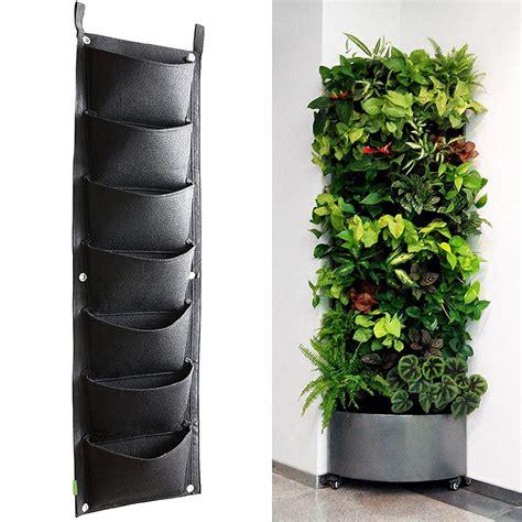 Jual Easy Grow Planter Bag indoor hanging plant pots hanging indoor plants hanging