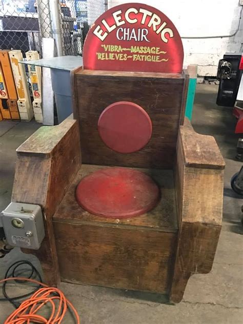 coin operated chair canada 1950 s mid century coin operated arcade vibrating