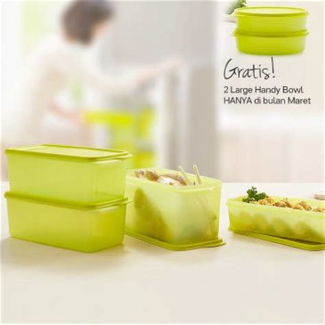 Fresh Lime Colelection fresh lime collection tupperware wadah penyimpanan tuperware